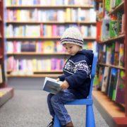 فوت و فن کتاب خواندن برای بچهها