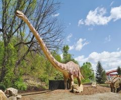 ردپای دایناسورها در ایران